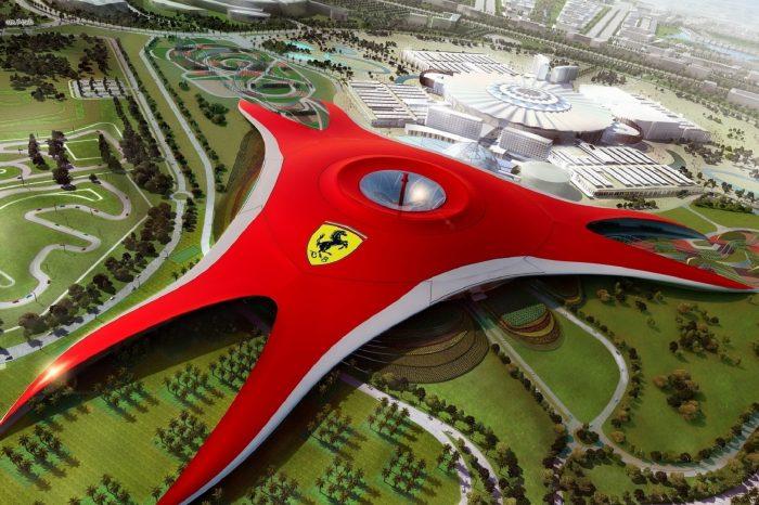 Abu Dhabi Ferrari World Tour