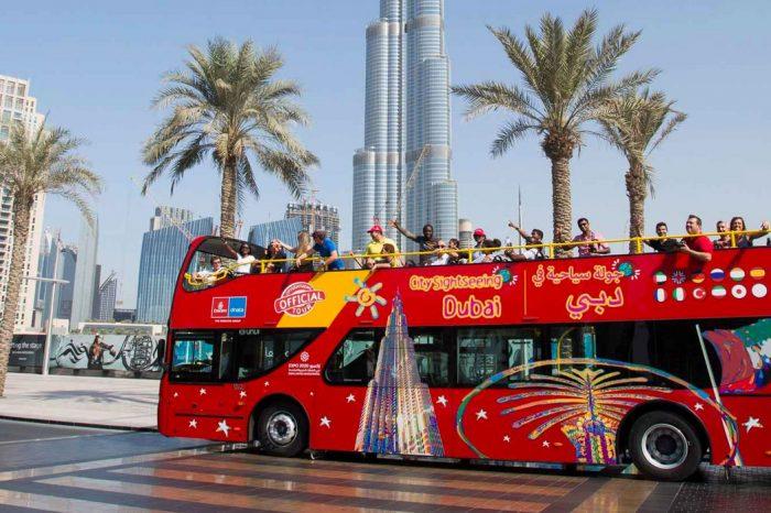 Dubai City Bus Tour