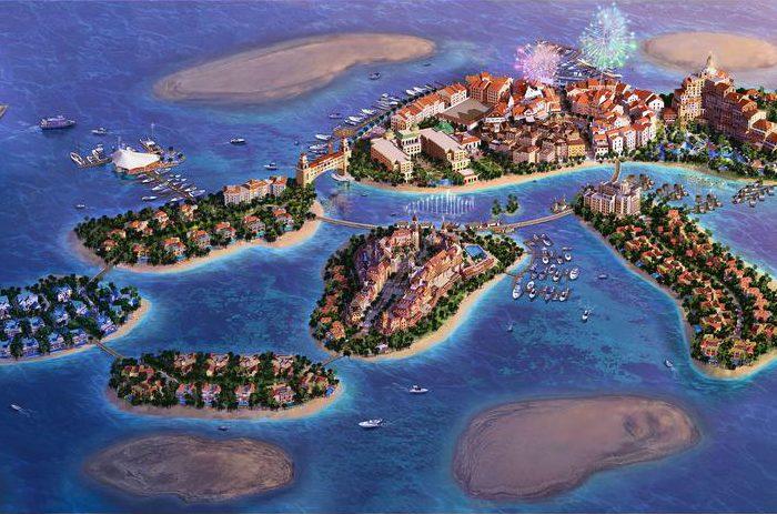 World Island Tour Dubai