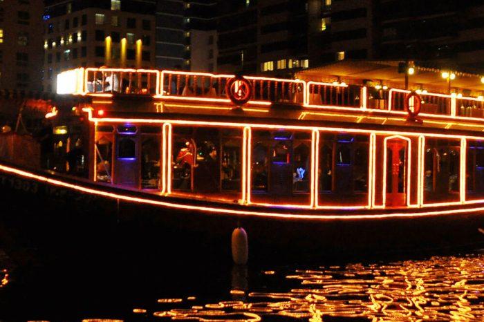 Dubai Canal Cruise